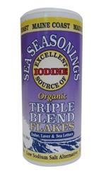 Sea Seasonings Triple Blend Flakes Shaker 28G