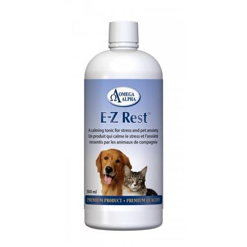 Omega Alpha E-Z Rest 500ML
