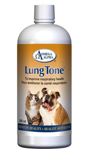 Omega Alpha Lung Tone 500ML
