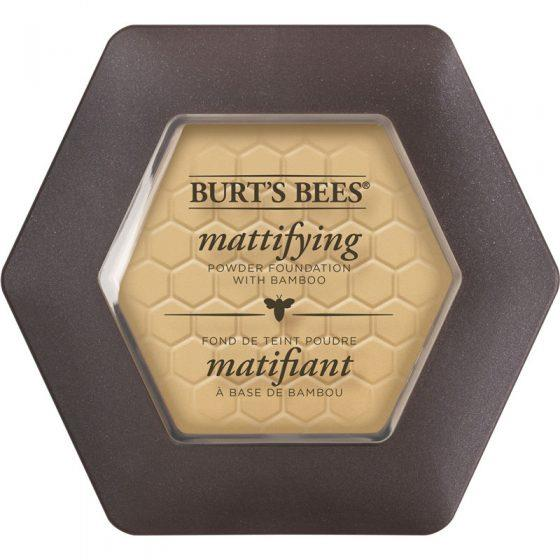 Burt's Bees Sand - 1115 Mattifying Powder Foundation