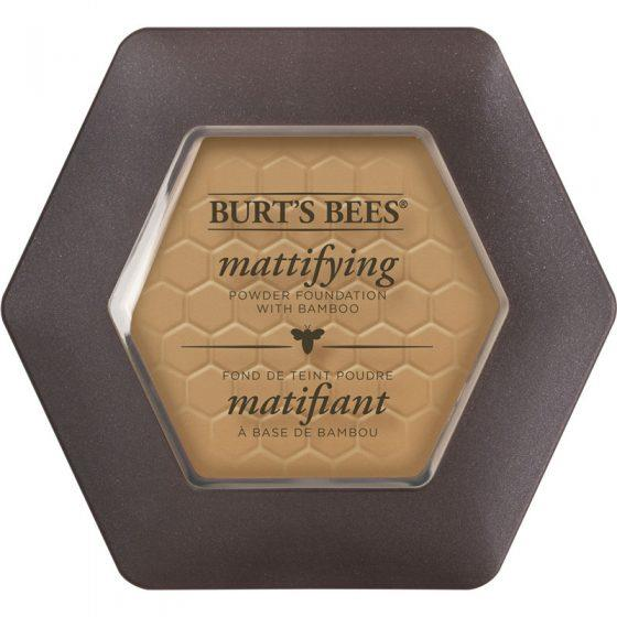 Burt's Bees Almond - 1125 Mattifying Powder Foundation