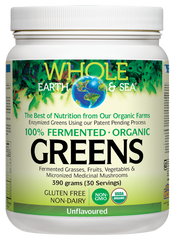 Whole Earth and Sea Fermented Greens