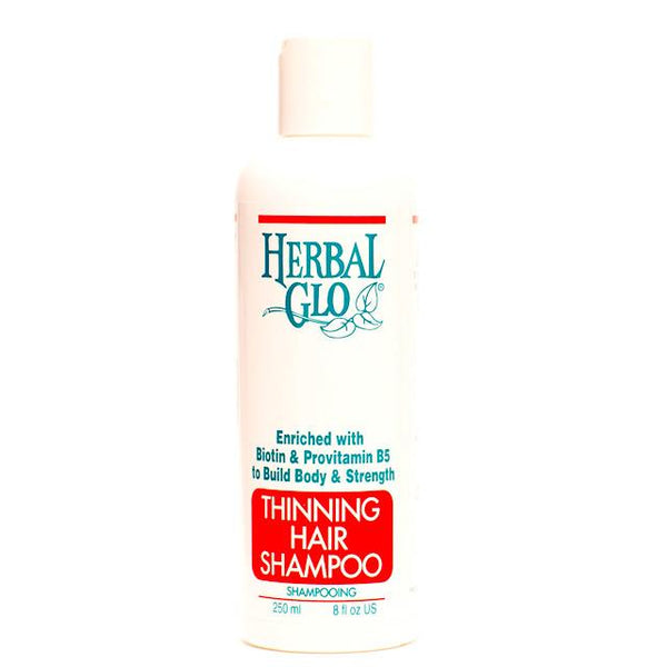 Herbal Glo Thinning Hair Shampoo 250ml