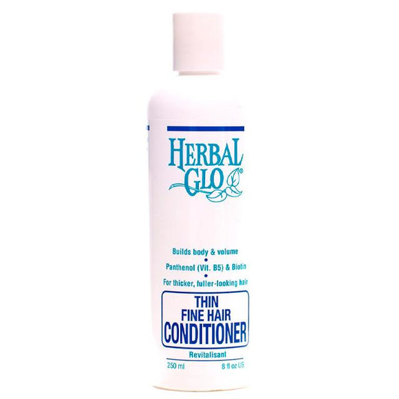 Herbal Glo Thin/Fine Hair Conditioner 250ml