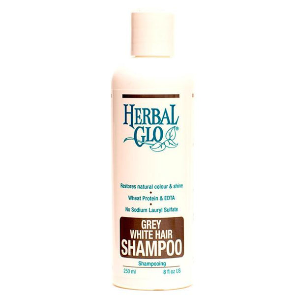 Herbal Glo Grey/White Hair Shampoo 250ml