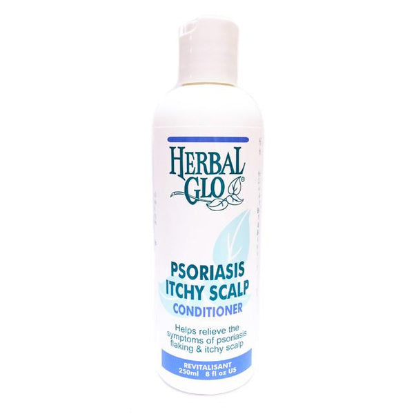 Herbal Glo Psoriasis/Itchy Scalp Conditioner 250ml