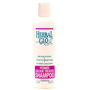 Herbal Glo Permed/Colour Treated Hair Shampoo 250ML