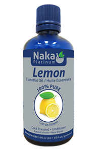 Naka Lemon Essential Oil 100ML
