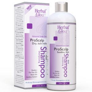 Herbal Glo Advanced ProScalp & Itchy Scalp Shampoo 250ML