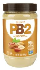 Bell PB2 Powdered Peanut Butter Original 184g