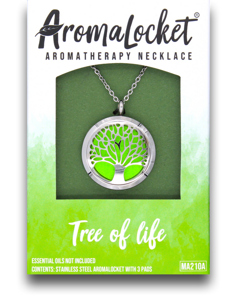 Matrix Aromatherapy Necklass - Tree of Life