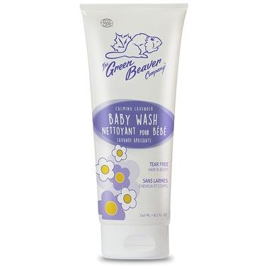 Green Beaver Baby Wash Calming Lavender 240ML