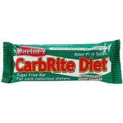 Doctor's CarbRite Diet Sugar Free Chocolate Mint Cookie Bar 56.7G