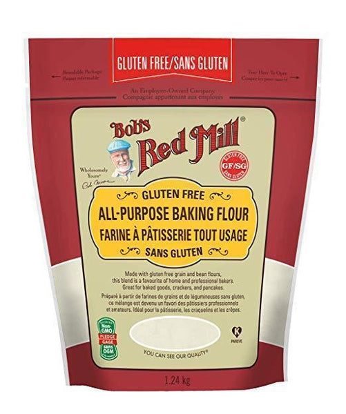 Bob's Red Mill Gluten Free All Purpose Baking Flour 1.24KG