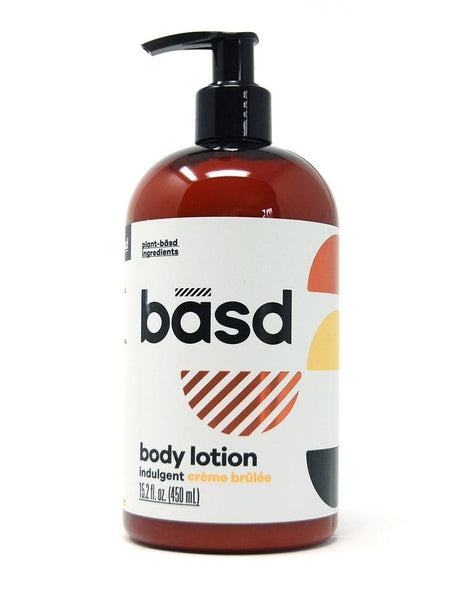Basd Body Lotion Creme Brulee