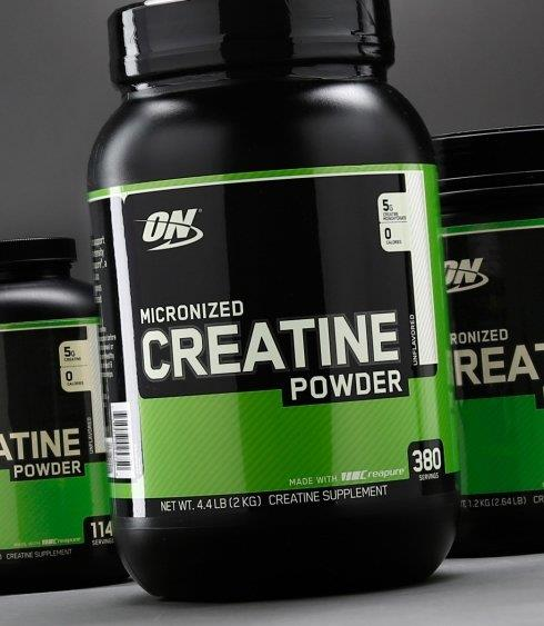ON Micronized Creatine Powder