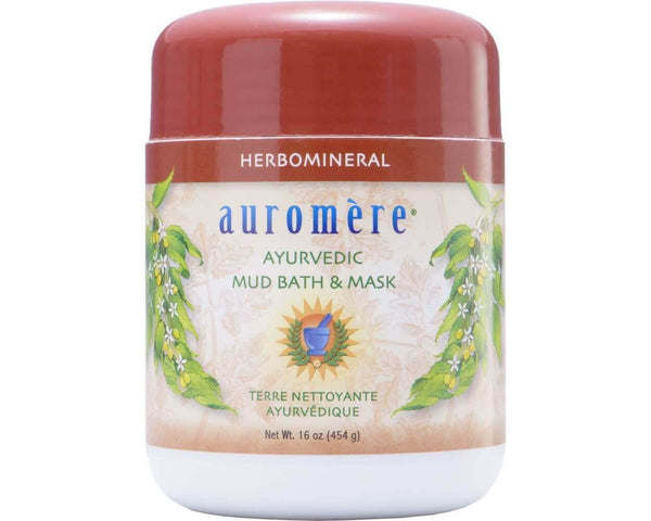 Auromere Herbomineral Mud Bath and Mask