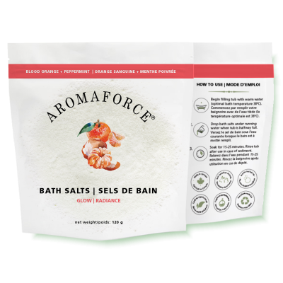 Aromaforce Bath Salts Glow