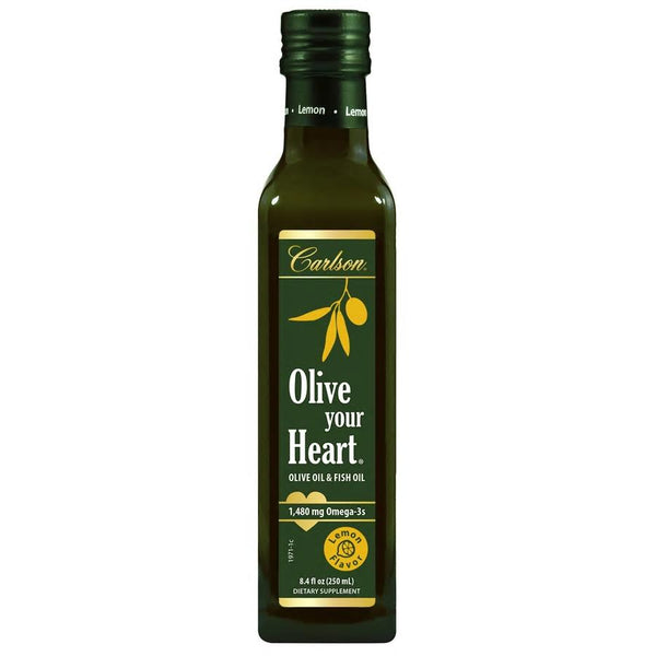 Olive Your Heart Olive Oil - Lemon Flavour 250ml