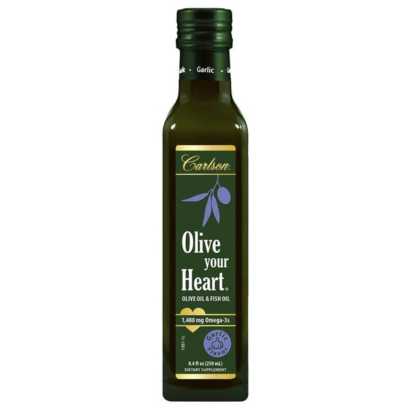 Olive Your Heart Olive Oil Garlic Flavor 250ml