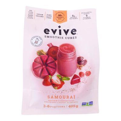 Evive SAMOURAI Smoothie Cubes 405G
