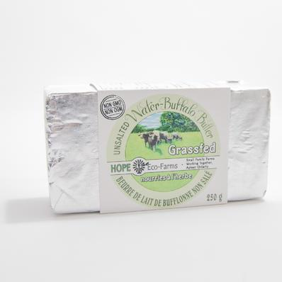 Hope Eco Unsalted Water Buffalo Butter 250G