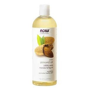 NOW ALMOND OIL 473ML