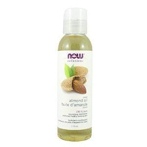NOW ALMOND OIL 118ML