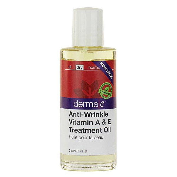 Derma E Anti-Wrinkle Vitamin A & E Oil 60ml