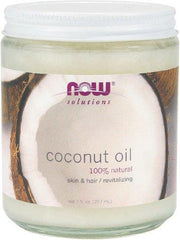 NOW COCONUT OIL 100% NATURAL 207ML