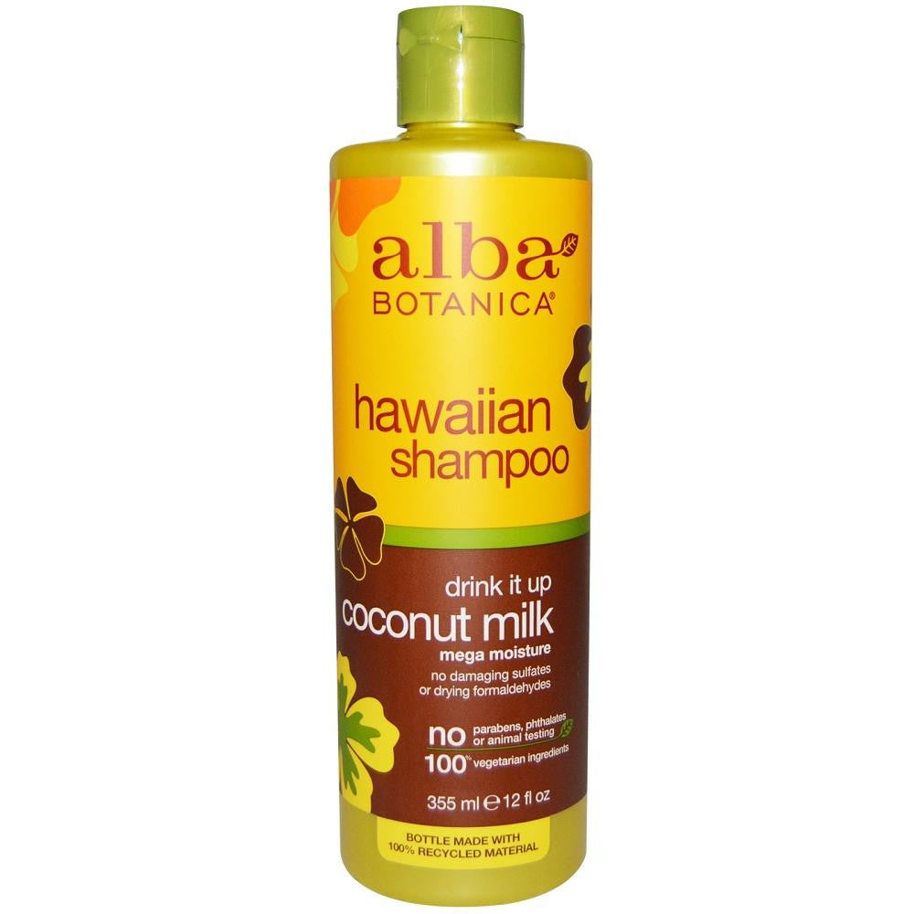 ALBA Drink It Up Coconut Milk Shampoo 355ml