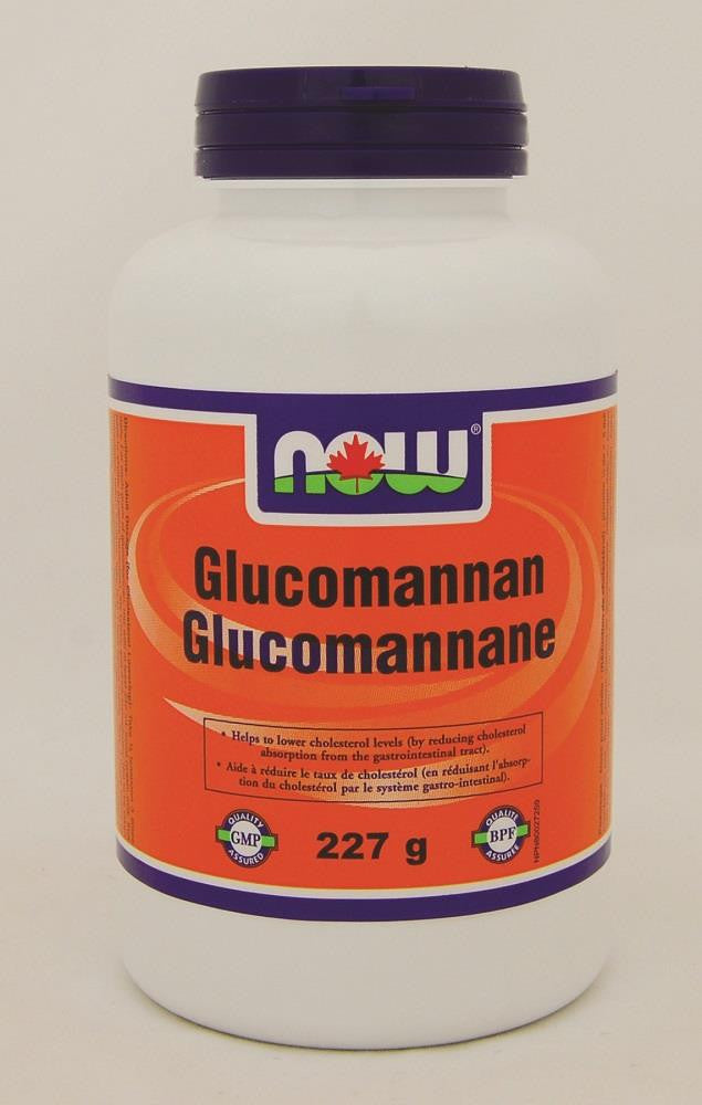 NOW Glucomannan 227g