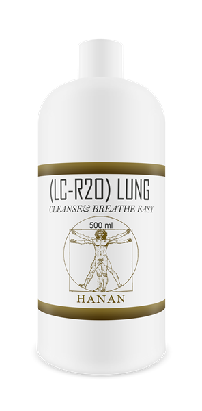 Hanan Lung (LC-R20) Liquid 500ml