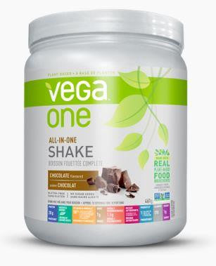 VEGA All-in-One Shake Chocolate 438g