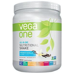 VEGA ONE FRENCH VANILLA SHAKE 414G