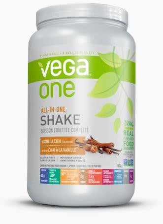 VEGA All-in-One Shake Vanilla Chai 874g