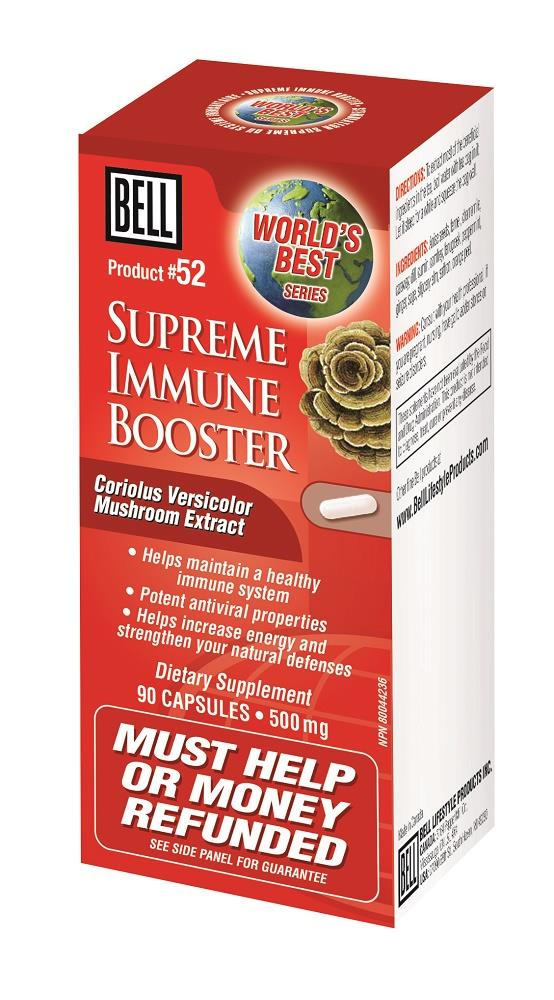 BELL Supreme Immune Booster 730mg 60caps