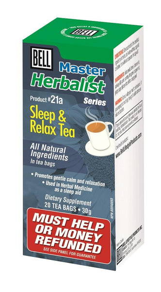 BELL Sleep & Relax Tea 30g 20bags