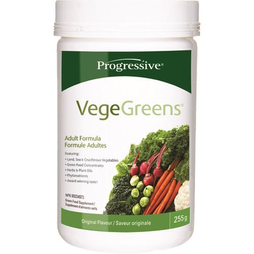 Progressive VegeGreens 255G Original