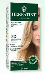 HERBATINT 8D Light Golden Blonde