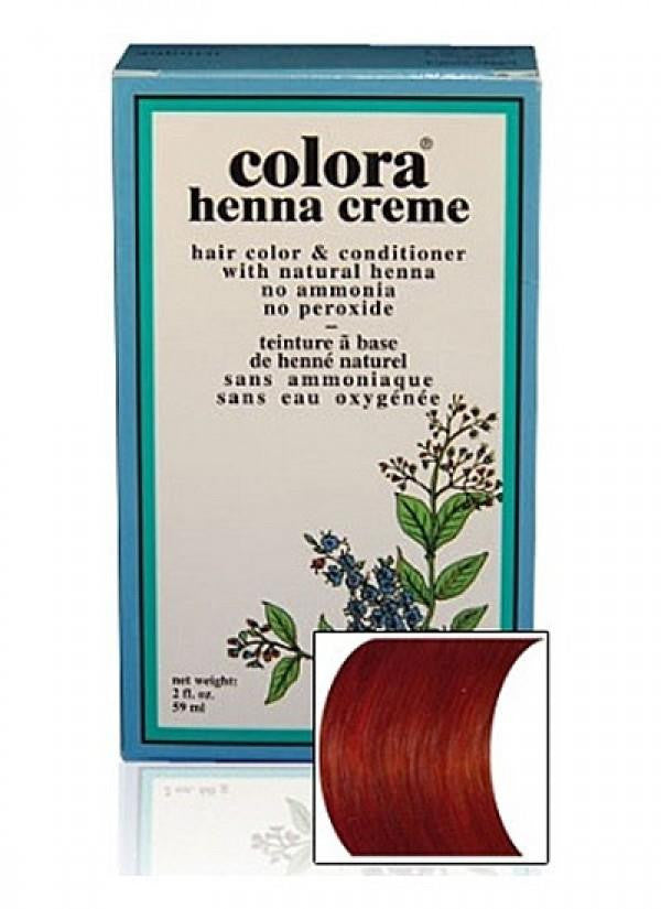 Colora Mahogany Cream 60ml