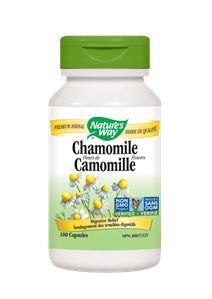 Nature's Way Chamomile 350mg 100Vcaps