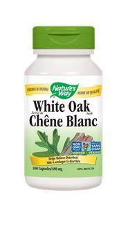 Nature's Way White Oak 480mg 100Vcaps