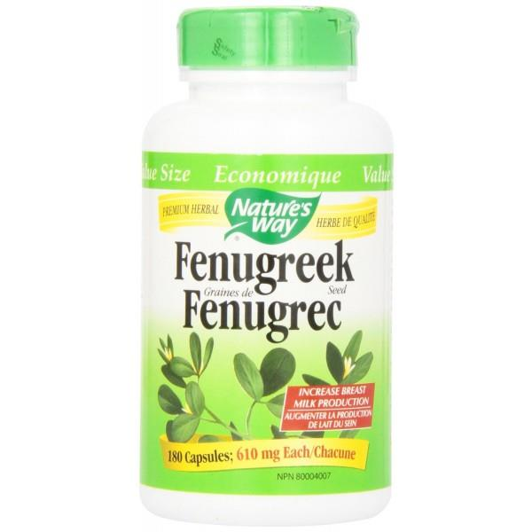 Nature's Way Fenugreek 180caps