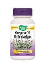 Nature's Way Oregano Oil 60caps