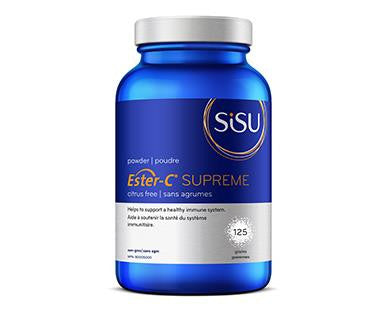 SISU Ester-C Supreme Powder 125g