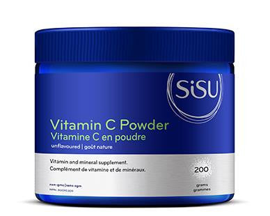 SISU Vitamin C Powder 200g