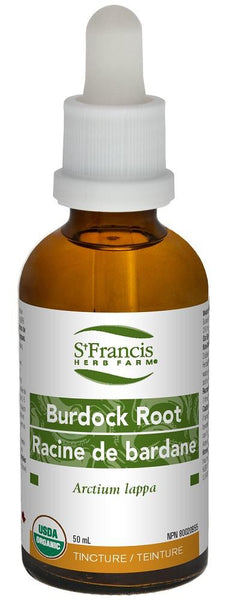 St. Francis Burdock Root 50ml tincture
