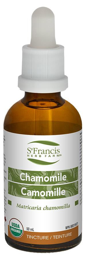 St. Francis Chamomille 50ml tincture
