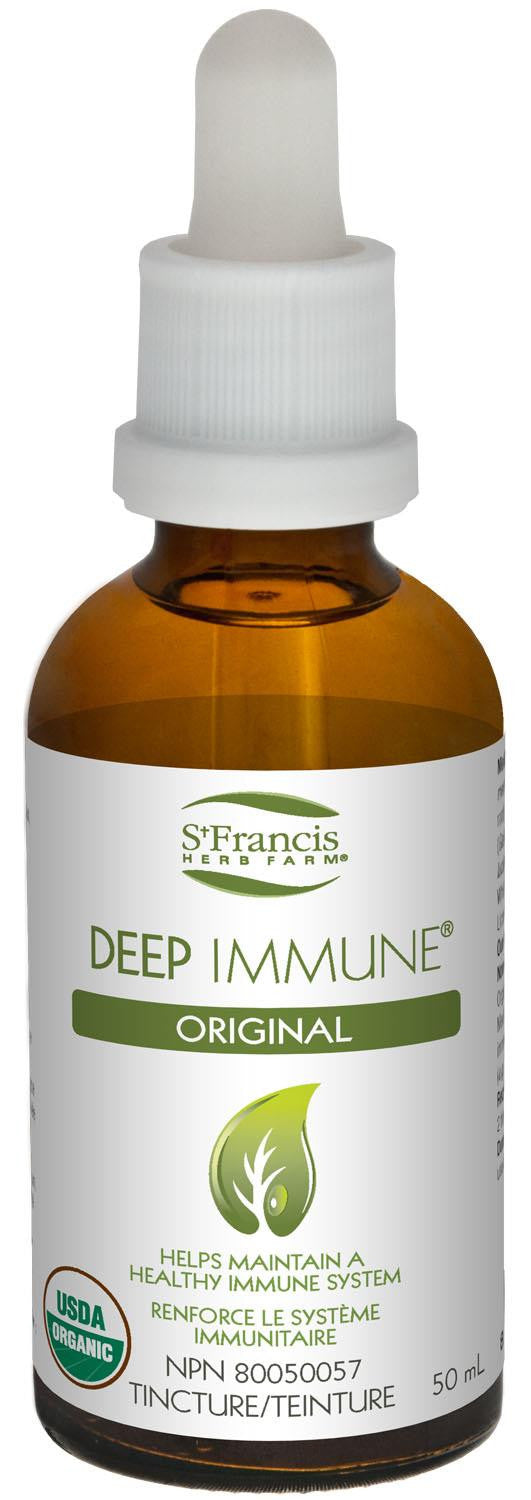 St. Francis Deep Immune 50ml tincture